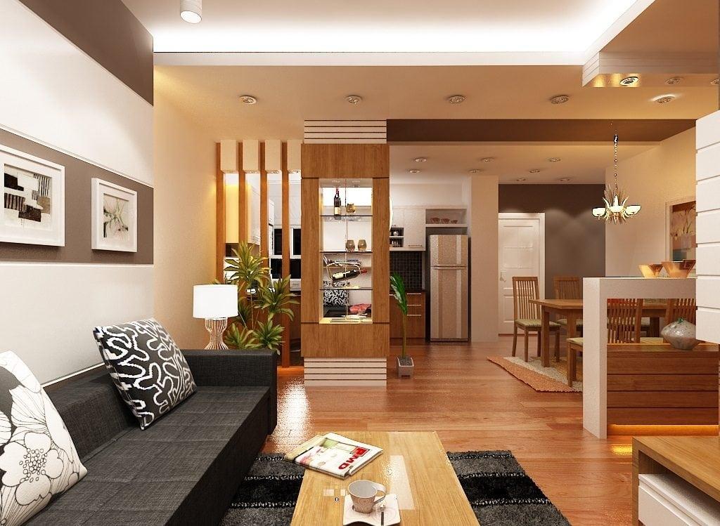 thiet-ke-noi-that-chung-cu-1-1024x749 Gợi ý thiết kế nội thất chung cư 70m2 đẹp