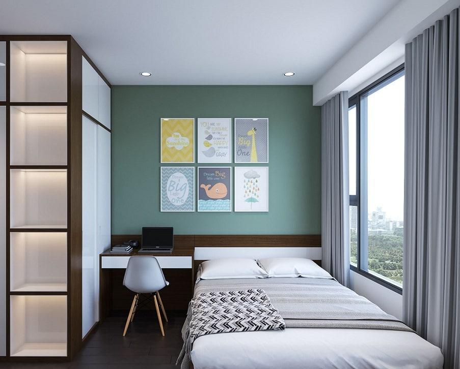 thiet-ke-noi-that-phong-ngu-tre-em-2-the-tresor-mau-2-1 Tranh treo tường phòng ngủ - bí quyết cho một không gian đẹp