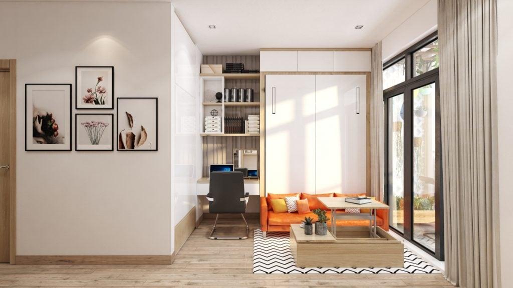 thiet-ke-noi-that-thong-minh-officetel-2-1024x576 Điều gì làm nên ưu thế của thiết kế nội thất thông minh