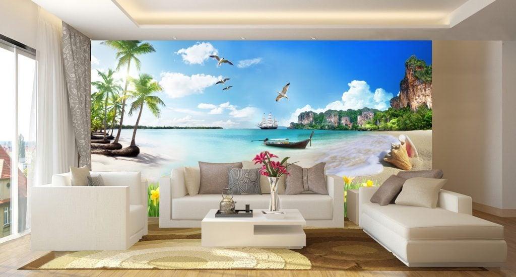 tranh-kinh-trang-tri-phong-khach-13-1024x550 Tranh treo tường phòng khách - điểm nhấn thẩm mỹ cho không gian
