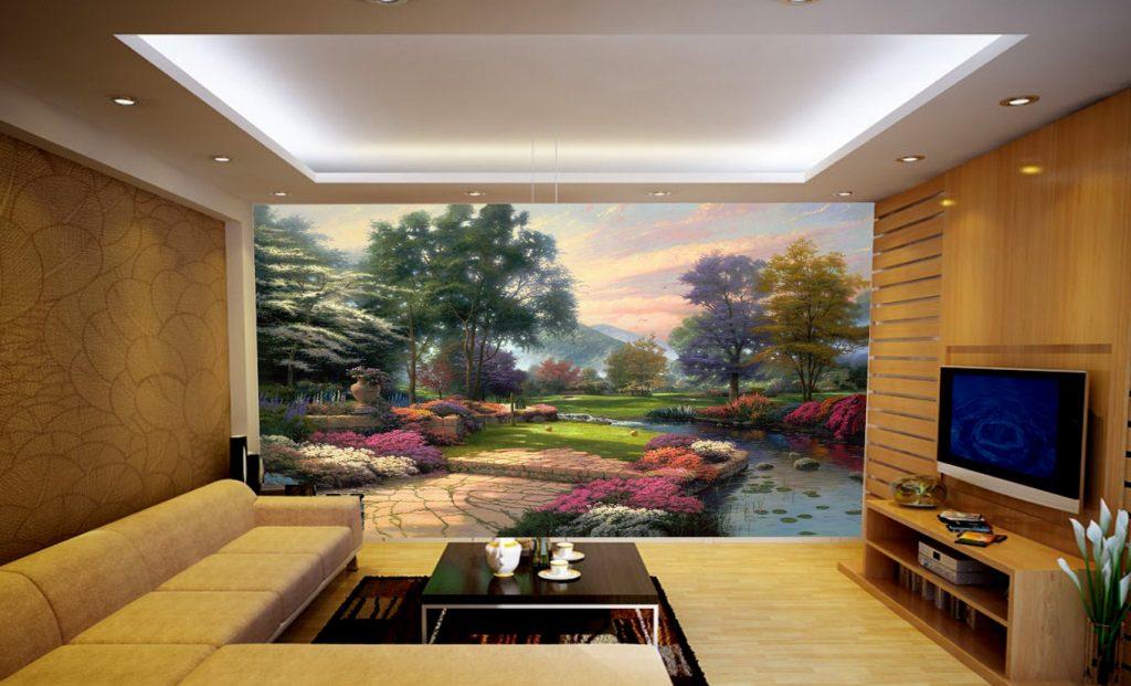 tranh-phong-khach2-1024x621 Tranh treo tường phòng khách - điểm nhấn thẩm mỹ cho không gian