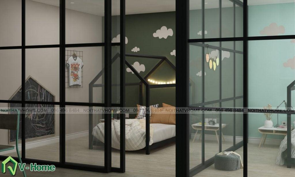 Thiet-ke-noi-that-biet-thu-a-son-23-1024x615 Thiết kế nội thất biệt thự hiện đại - A.Sơn