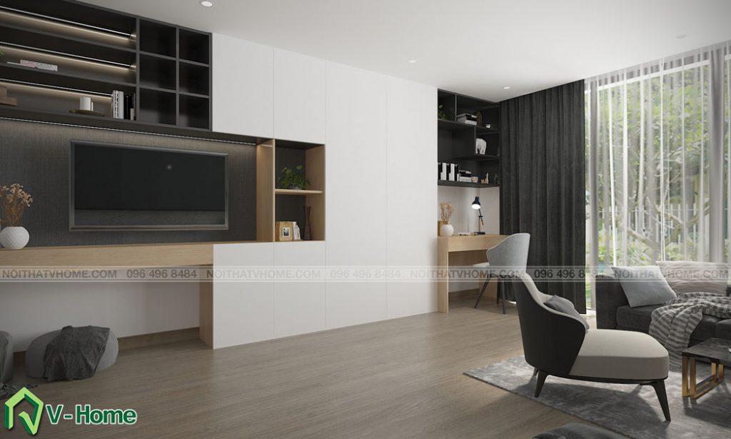 Thiet-ke-noi-that-biet-thu-a-son-33-1024x615 Thiết kế nội thất biệt thự hiện đại - A.Sơn