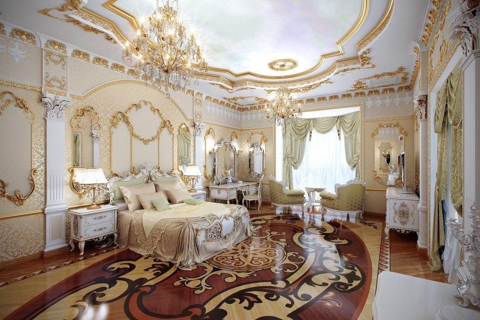 Thiet-ke-noi-that-theo-phong-cach-co-dien-sang-trong Tổng hợp 25+ phong cách thiết kế nội thất đẹp - Đâu sẽ là sự lựa chọn của bạn