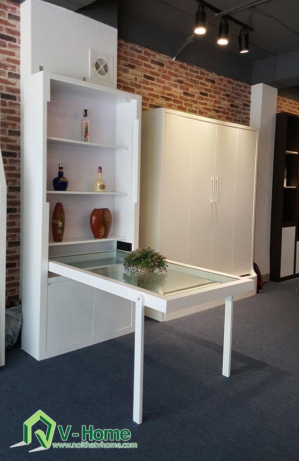 ban-4-ghe-3 Gợi ý chọn nội thất thông minh cho căn hộ nhỏ phù hợp với từng không gian