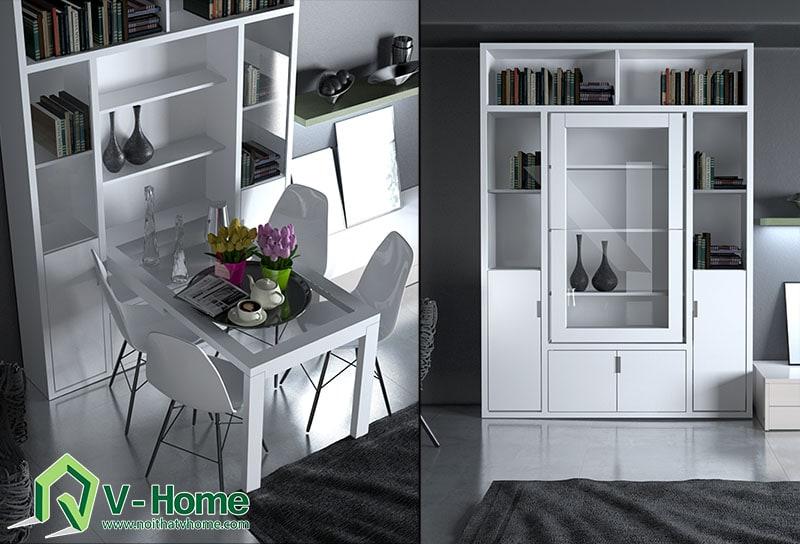 ban-an-thong-minh-v-home-bt4g8515-2 Bàn gắn tường thông minh - món đồ nội thất đa năng cho nhà nhỏ