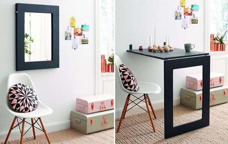 ban-gan-tuong-thong-minh-2-1 Bàn gắn tường thông minh - món đồ nội thất đa năng cho nhà nhỏ