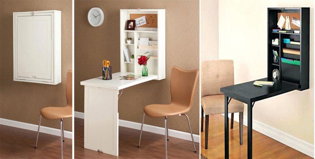ban-gan-tuong-thong-minh-2-1024x519 Bàn gắn tường thông minh - món đồ nội thất đa năng cho nhà nhỏ
