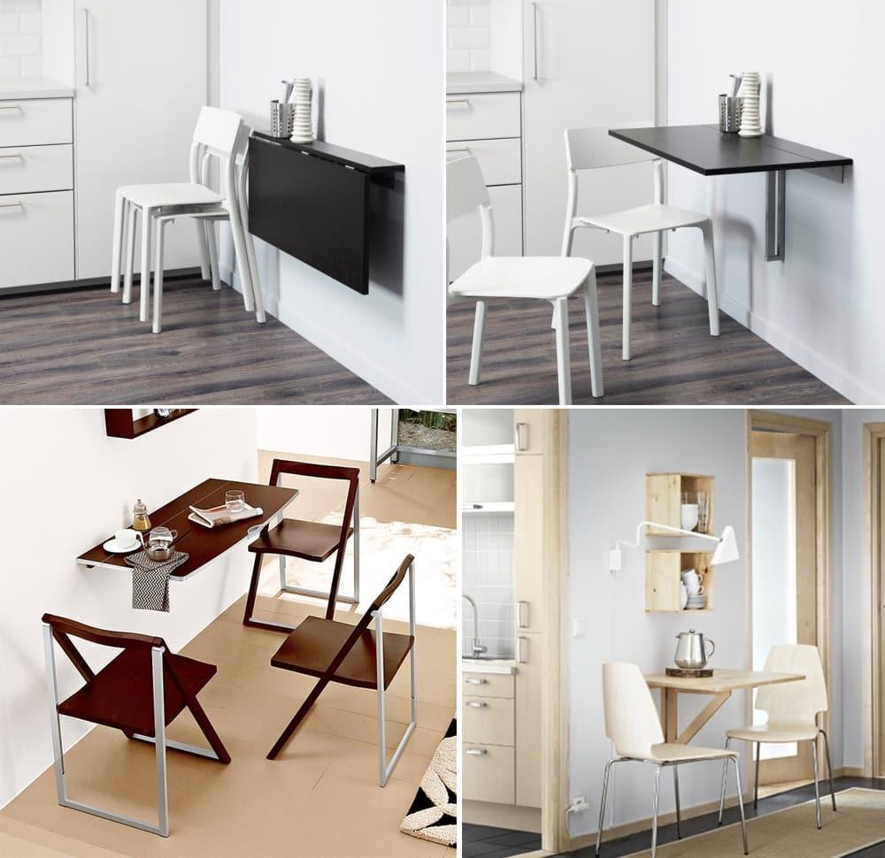ban-gap-thong-minh-gan-tuong1-bcdf Bàn gắn tường thông minh - món đồ nội thất đa năng cho nhà nhỏ
