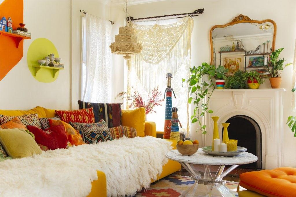 phong-cach-boho-chic-1024x683 Tổng hợp 25+ phong cách thiết kế nội thất đẹp - Đâu sẽ là sự lựa chọn của bạn
