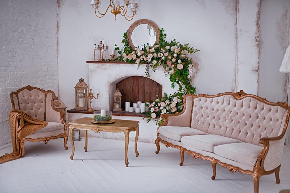 phong-cach-rococo Tổng hợp 25+ phong cách thiết kế nội thất đẹp - Đâu sẽ là sự lựa chọn của bạn
