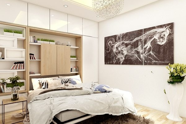 bộ sưu tập giường thông minh 2018