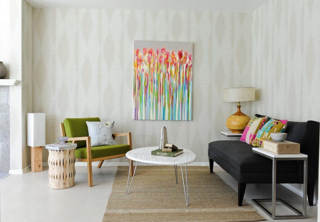retro-furniture-modern-retro-combination-1024x711 Tổng hợp 25+ phong cách thiết kế nội thất đẹp - Đâu sẽ là sự lựa chọn của bạn