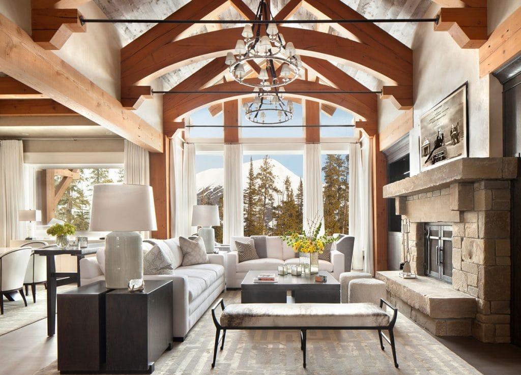 rustic-style-1024x738 Tổng hợp 25+ phong cách thiết kế nội thất đẹp - Đâu sẽ là sự lựa chọn của bạn