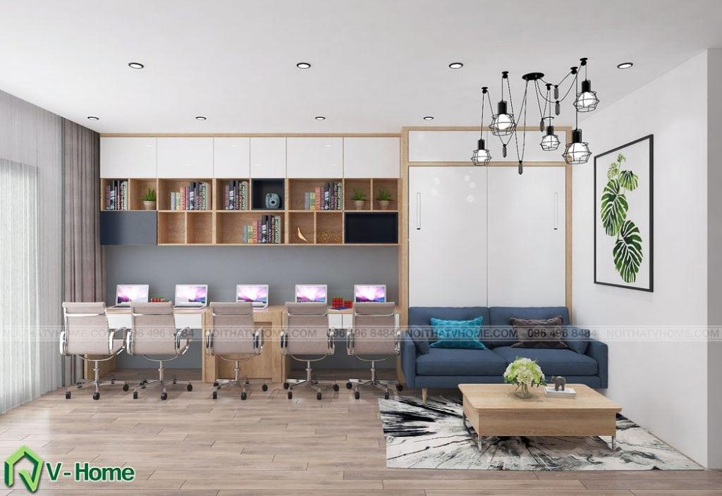 thiet-ke-noi-that-officetel-dcapital-pa1-1-1024x704 Thiết kế nội thất căn hộ Officetel D'Capital