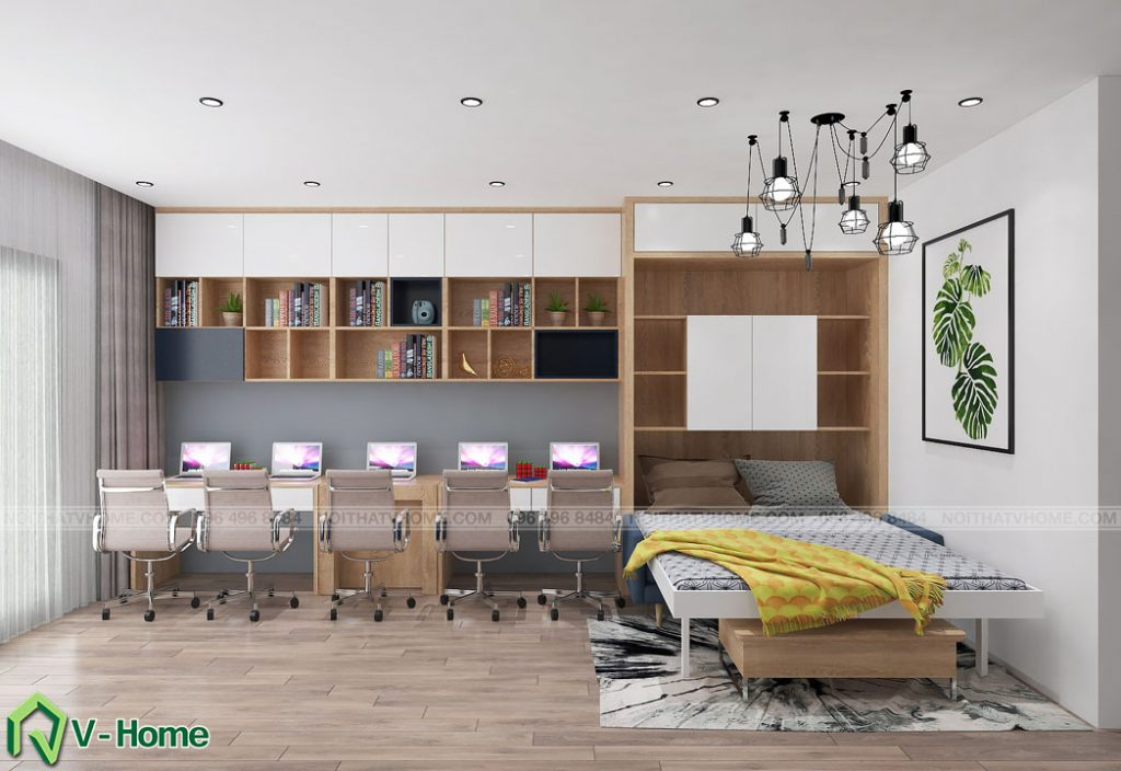 thiet-ke-noi-that-officetel-dcapital-pa1-2-1024x704 Thiết kế nội thất căn hộ Officetel D'Capital