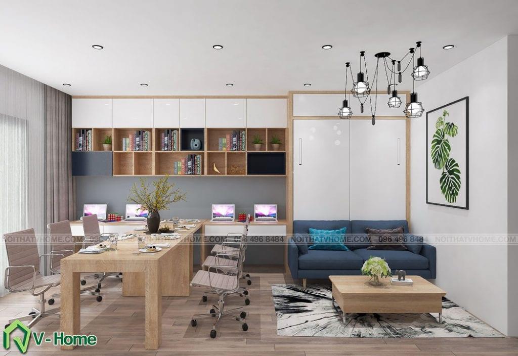 thiet-ke-noi-that-officetel-dcapital-pa1-6-1024x704 Thiết kế nội thất căn hộ Officetel D'Capital