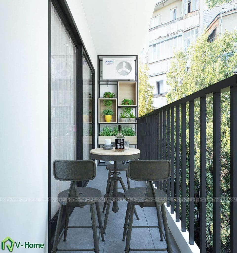 thiet-ke-noi-that-officetel-dcapital-pa2-7-960x1024 Thiết kế nội thất căn hộ Officetel D'Capital