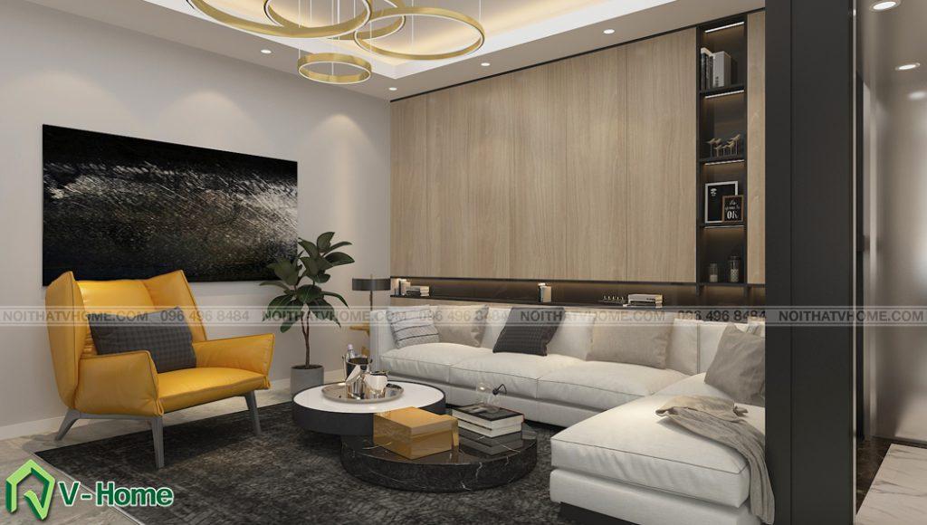 thiet-ke-noi-that-phong-khach-nha-lo-a-son-4-1024x580 Thiết kế nội thất nhà lô phố tại Đan Phượng - A. Sơn