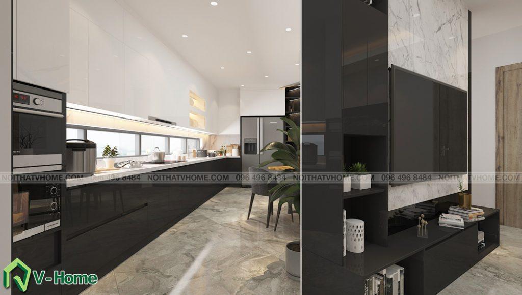 thiet-ke-noi-that-phong-khach-nha-lo-a-son-5-1024x580 Thiết kế nội thất nhà lô phố tại Đan Phượng - A. Sơn