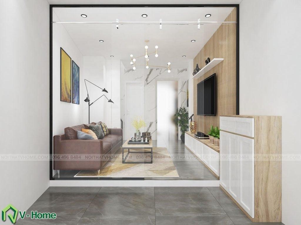 thiet-ke-noi-that-phong-khach-tang-1-a-duc-ngoc-ha-4-1024x768 Thiết kế nội thất nhà lô tại Ngọc Hà - A. Đức