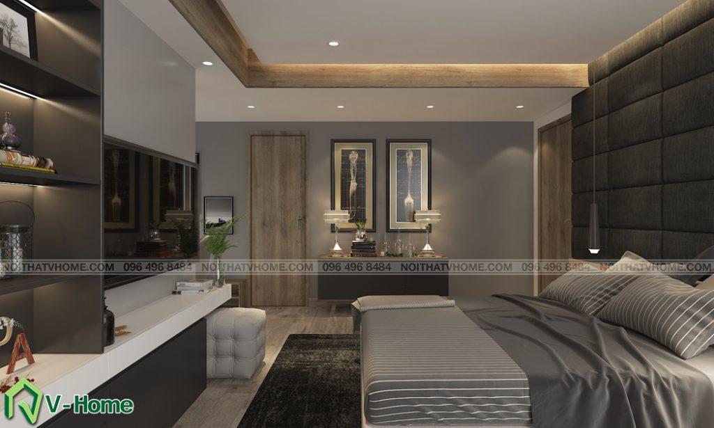 thiet-ke-noi-that-phong-ngu-nha-lo-a-son-16-1024x615 Thiết kế nội thất nhà lô phố tại Đan Phượng - A. Sơn