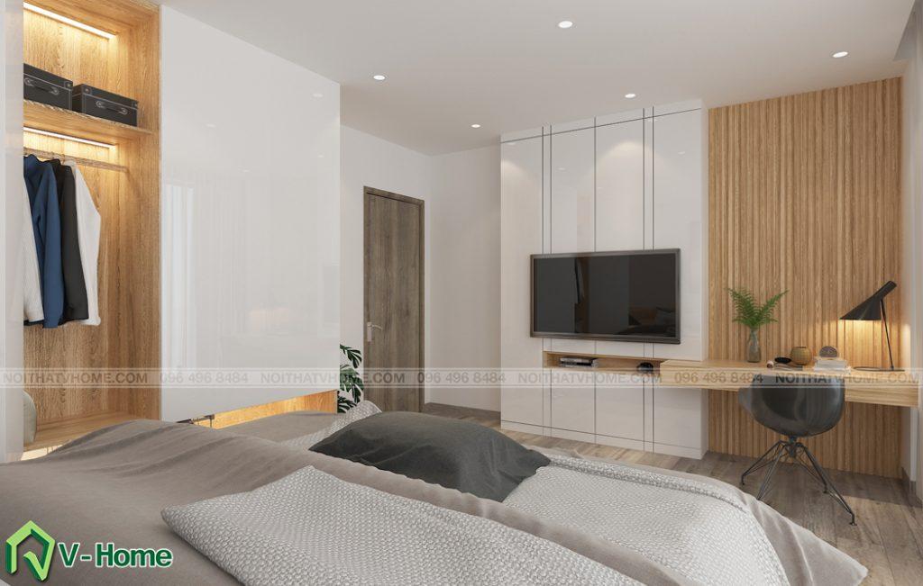 thiet-ke-noi-that-phong-ngu-nha-lo-a-son-3-1024x651 Thiết kế nội thất nhà lô phố tại Đan Phượng - A. Sơn