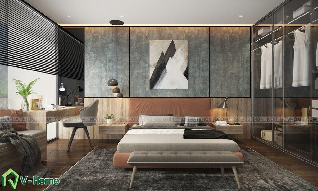 thiet-ke-noi-that-phong-ngu-nha-lo-a-son-6-1024x615 Thiết kế nội thất nhà lô phố tại Đan Phượng - A. Sơn