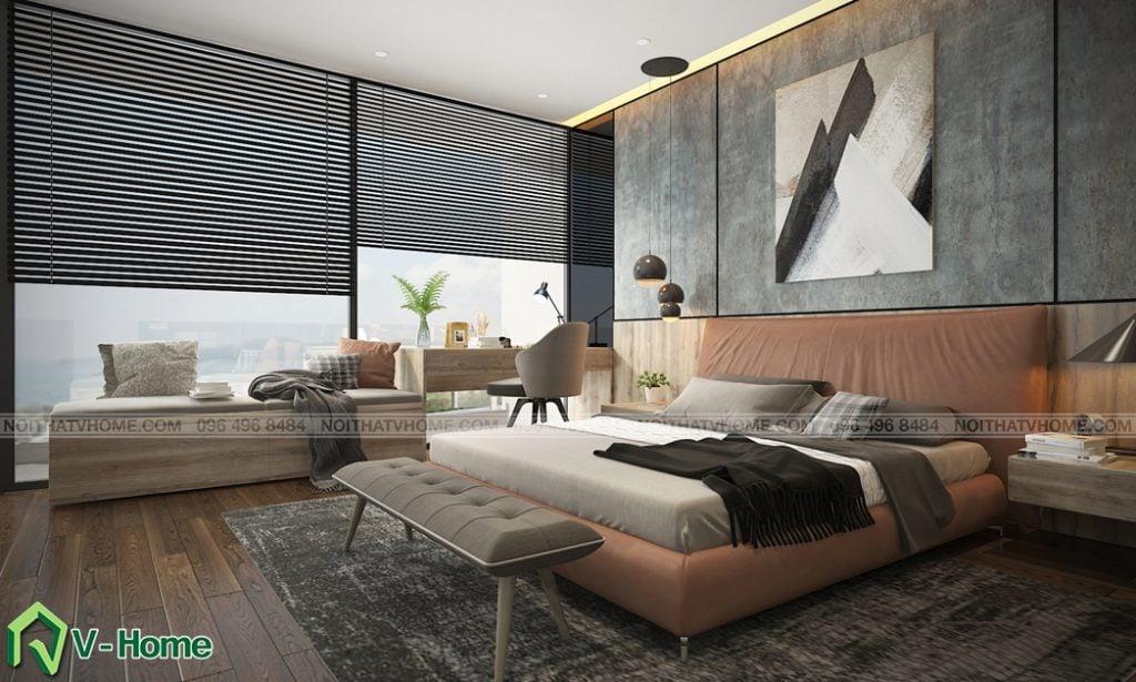 thiet-ke-noi-that-phong-ngu-nha-lo-a-son-8-1024x615 Thiết kế nội thất nhà lô phố tại Đan Phượng - A. Sơn