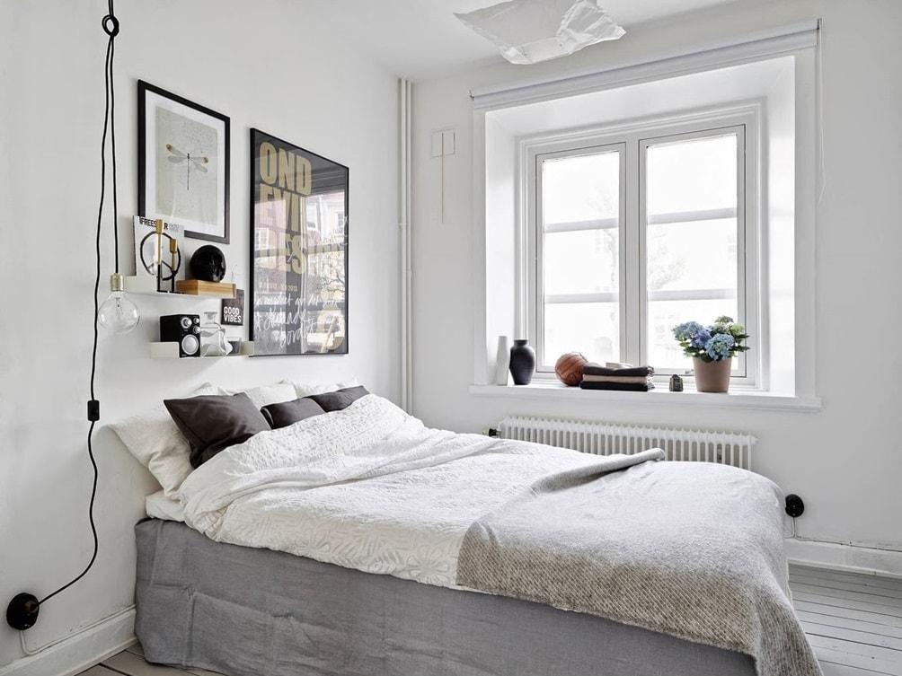 abc Tuyệt chiêu thiết kế nội thất phòng ngủ nhỏ đẹp ngây ngất