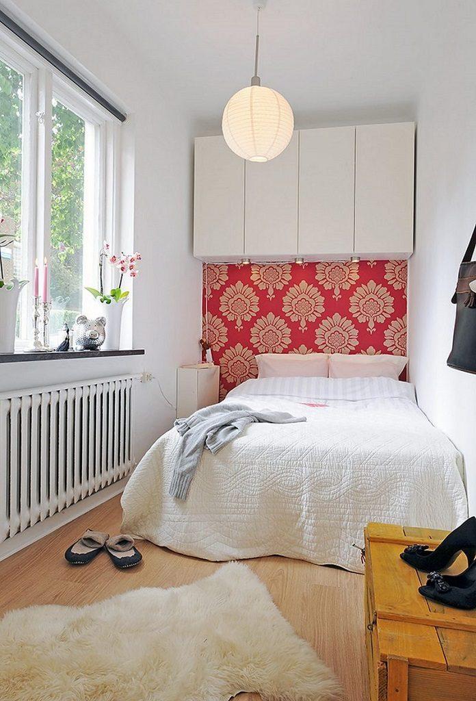 b059eab137-696x1024 Tuyệt chiêu thiết kế nội thất phòng ngủ nhỏ đẹp ngây ngất