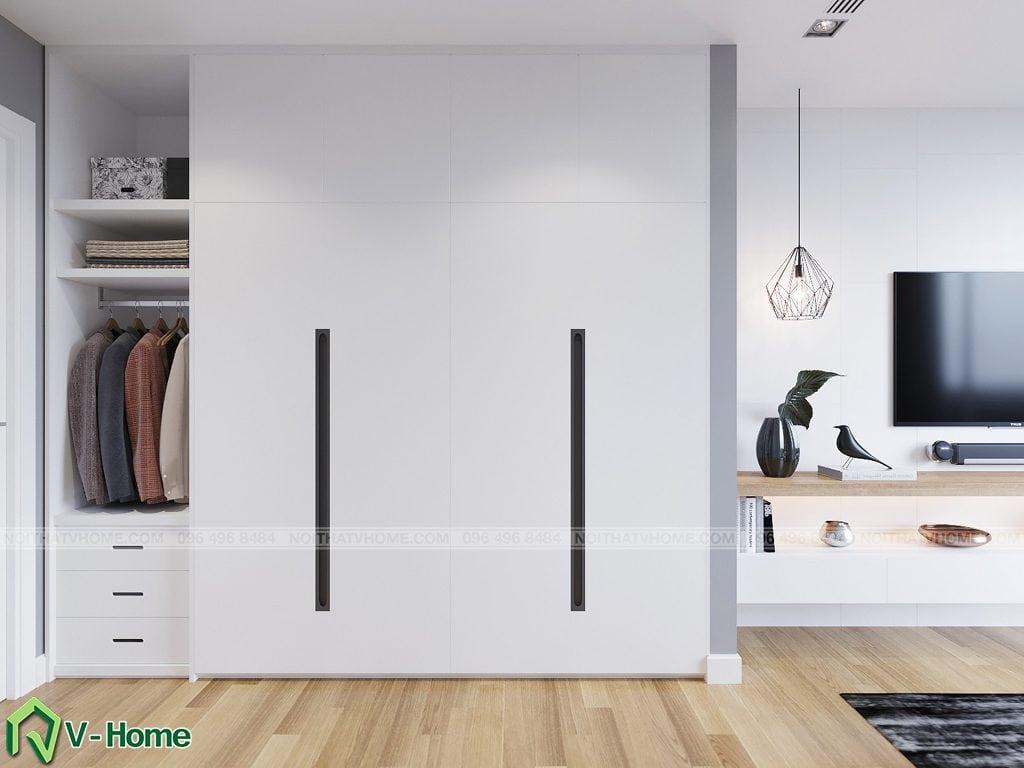 phong-ngu-master-1-1024x768 Thiết kế nội thất căn hộ FLC Twin Towers - Ms. Hương
