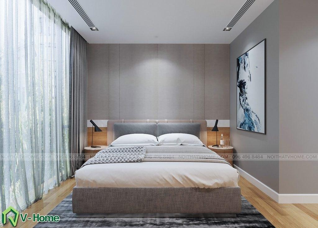 phong-ngu-master-3-1024x736 Thiết kế nội thất căn hộ FLC Twin Towers - Ms. Hương