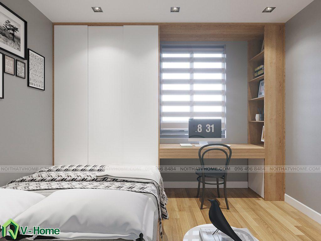 phong-ngu-s3-2-1024x768 Thiết kế nội thất căn hộ FLC Twin Towers - Ms. Hương