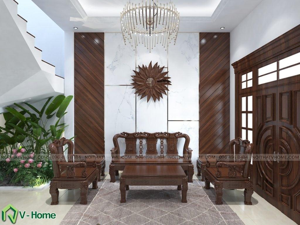 thiet-ke-noi-that-phong-khach-kim-anh-1-1024x768 Thiết kế nội thất nhà lô phố tại Cầu Diễn - Ms. Kim Anh