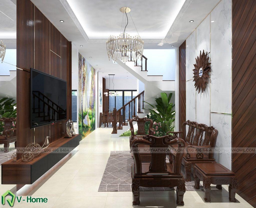 thiet-ke-noi-that-phong-khach-kim-anh-2-1024x832 Thiết kế nội thất nhà lô phố tại Cầu Diễn - Ms. Kim Anh