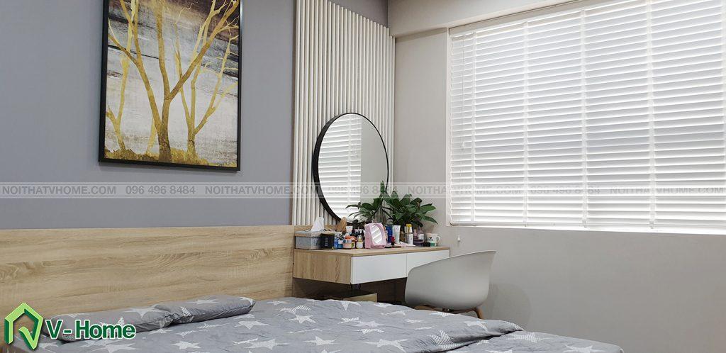 khong-gian-phong-ngu-master-1-1024x498 Thi công nội thất căn hộ chung cư Mon City - Chị Vân