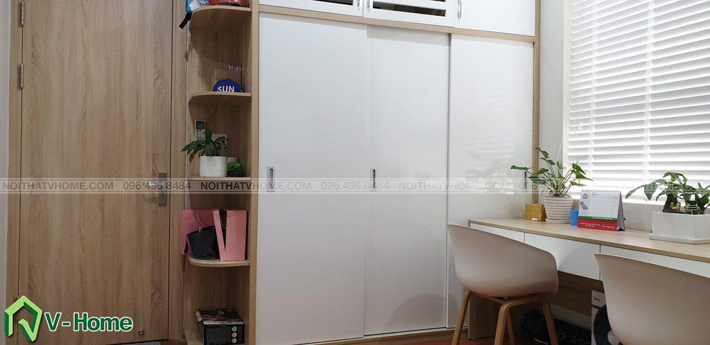 phong-ngu-tre-em-1-1024x498 Thi công nội thất căn hộ chung cư Mon City - Chị Vân
