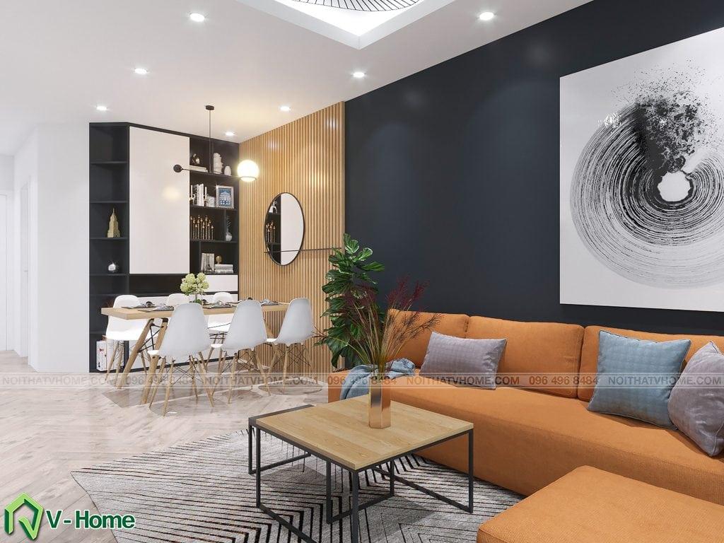 thiet-ke-noi-that-phong-khach-chung-cu-moncity-mshuyen-4-1024x768 Thiết kế nội thất căn hộ chung cư Mon City - Ms Huyền