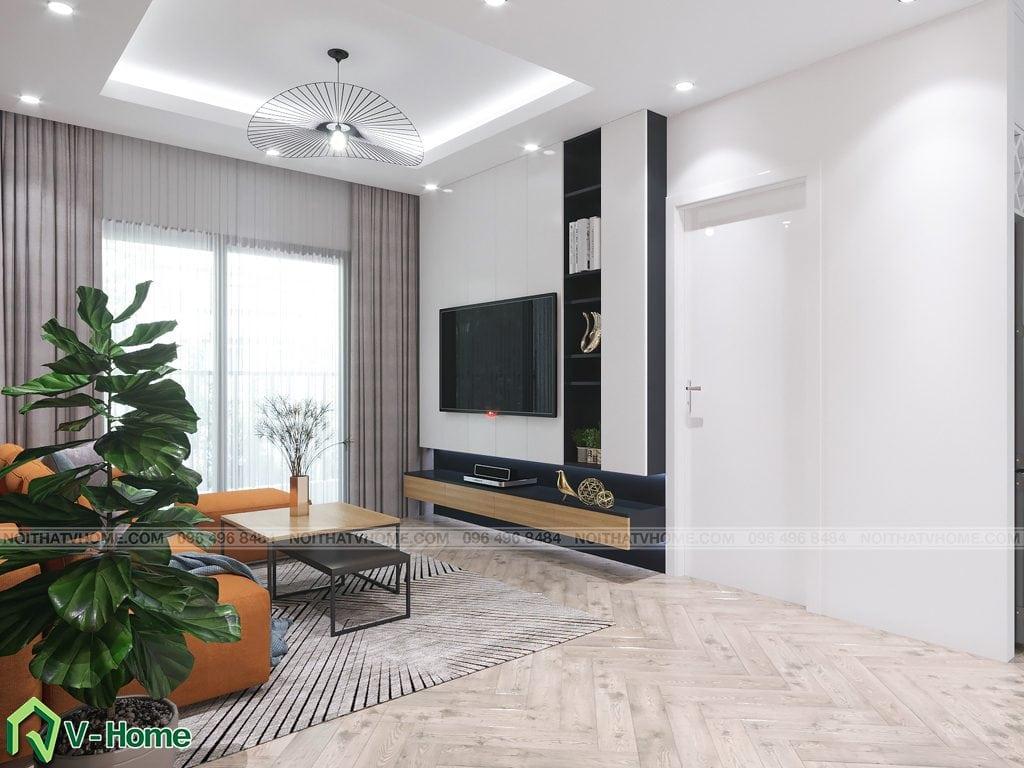 thiet-ke-noi-that-phong-khach-chung-cu-moncity-mshuyen-6-1024x768 Thiết kế nội thất căn hộ chung cư Mon City - Ms Huyền