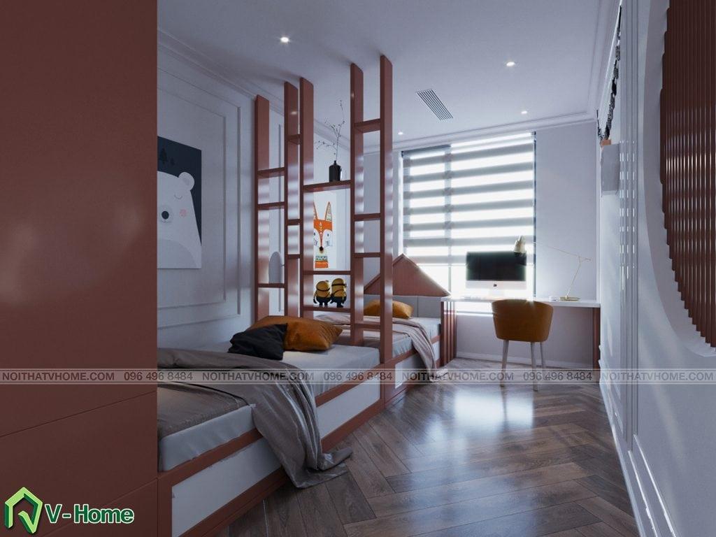 Thiet-ke-noi-that-chung-cu-My-Dinh-Ms.Chang-7-1024x768 Thiết kế nội thất chung cư The Emerald - Ms. Chang