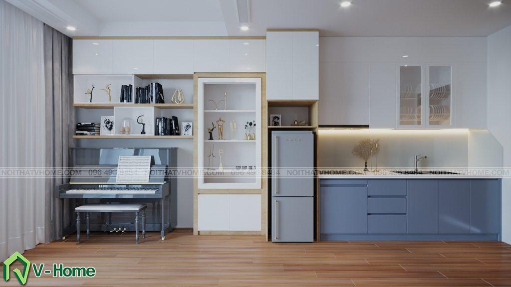 thiet-ke-chung-cu-Green-Bay-a-Linh-1-1024x576 Thiết kế nội thất căn hộ chung cư Green Bay, Mễ Trì - Mr.Mạnh