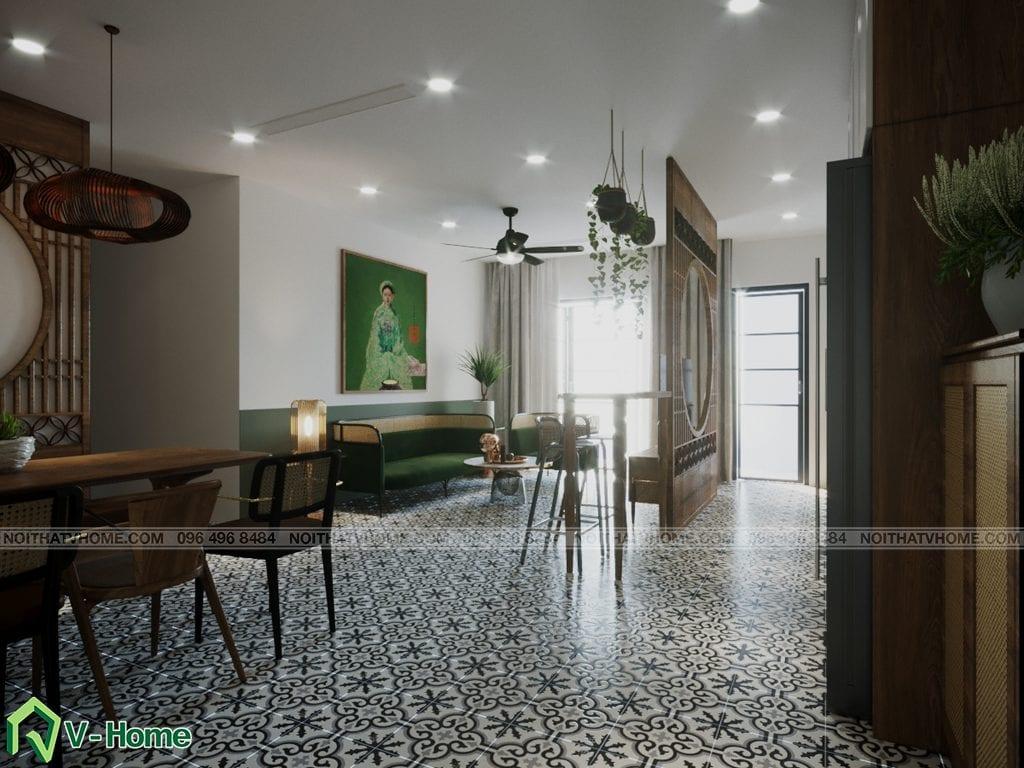 thiet-ke-noi-that-chung-cu-Kosmo-tay-ho-2-1024x768 Thiết kế nội thất căn hộ chung cư Kosmo - Tây Hồ