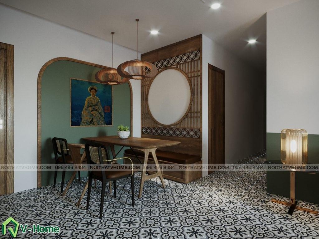 thiet-ke-noi-that-chung-cu-Kosmo-tay-ho-3-1024x768 Thiết kế nội thất căn hộ chung cư Kosmo - Tây Hồ