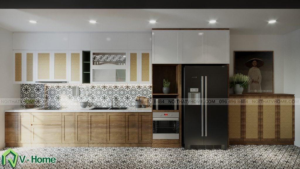thiet-ke-noi-that-chung-cu-Kosmo-tay-ho-4-1024x576 Thiết kế nội thất căn hộ chung cư Kosmo - Tây Hồ