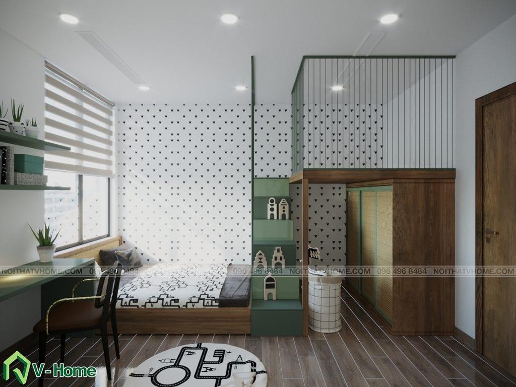 thiet-ke-noi-that-chung-cu-Kosmo-tay-ho-6-1024x768 Thiết kế nội thất căn hộ chung cư Kosmo - Tây Hồ